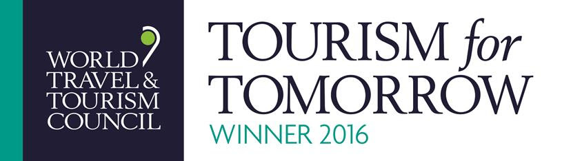 Winner - Tourism for Tomorrow 2020